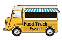 personas haciendo cola en un food truck